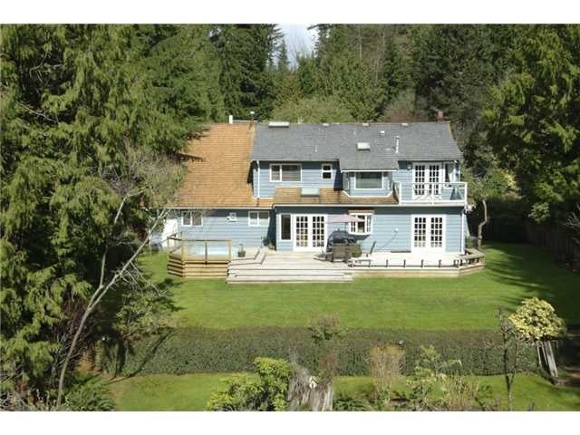 340 Mulgrave Place, West Vancouver - British Properties House/Single Family for sale, 4 Bedrooms (V944346)