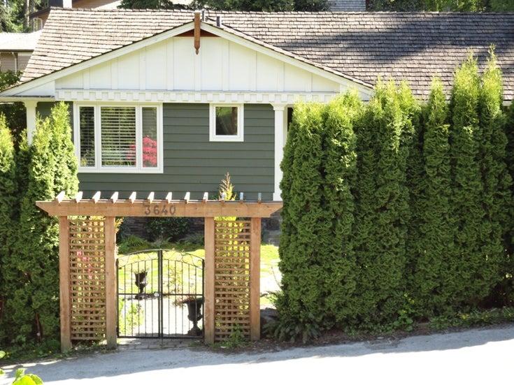 3640 MATHERS AV - Westmount WV House/Single Family for sale, 4 Bedrooms (V891329)