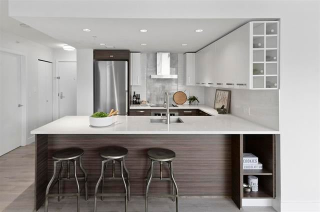 619 1783 Manitoba Street, Vancouver, BC - False Creek Apartment/Condo for sale, 2 Bedrooms (R2579373)