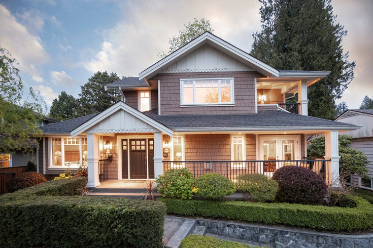 1050 11th Street, West Vancouver - Sentinel Hill House/Single Family for sale, 5 Bedrooms (R2363947)