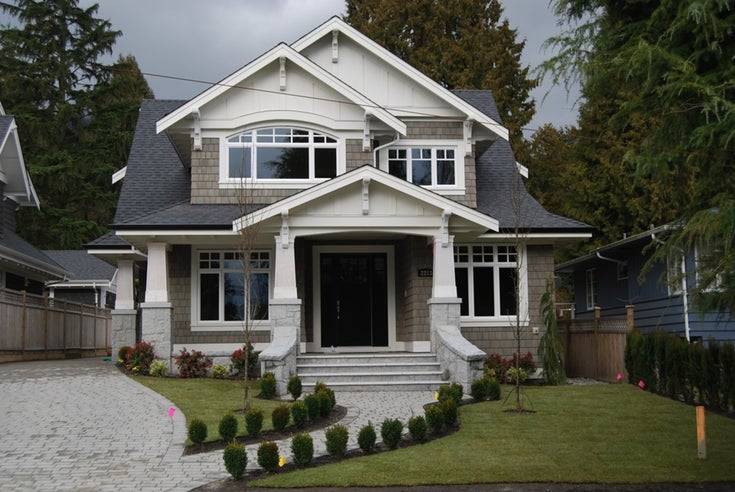 2213 Jefferson Ave., West Vancouver - Dundarave House/Single Family for sale, 5 Bedrooms (V896421)