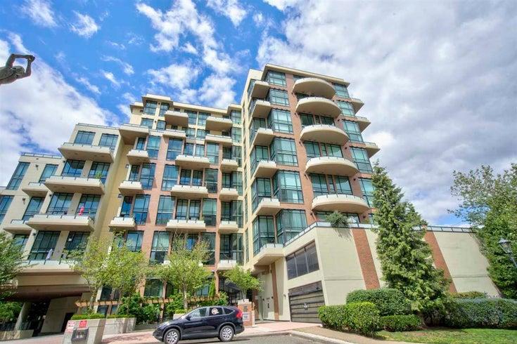 402 10 RENAISSANCE SQUARE - Quay Apartment/Condo for sale, 1 Bedroom (R2593369)