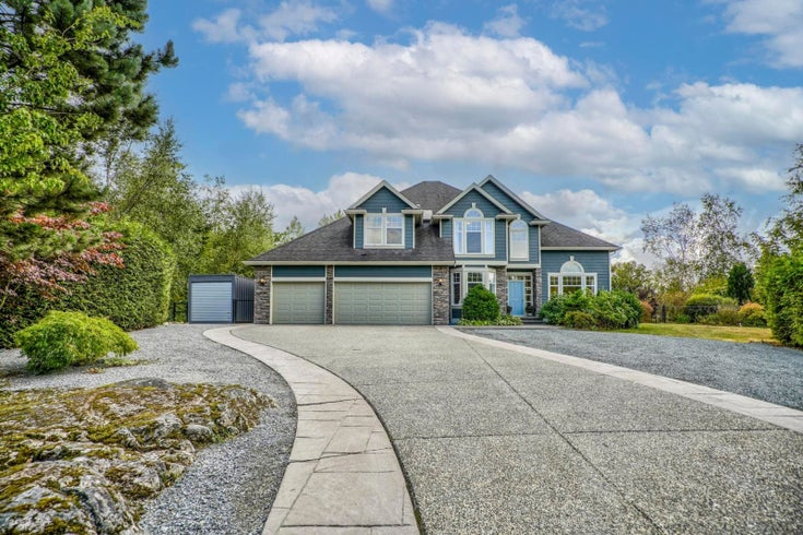 5731 CARMEN COURT - Sumas Mountain House with Acreage for sale, 4 Bedrooms (R2611265)
