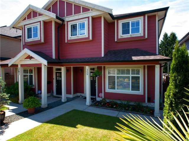 359 E 6TH ST - Lower Lonsdale 1/2 Duplex for sale, 3 Bedrooms (V959921)