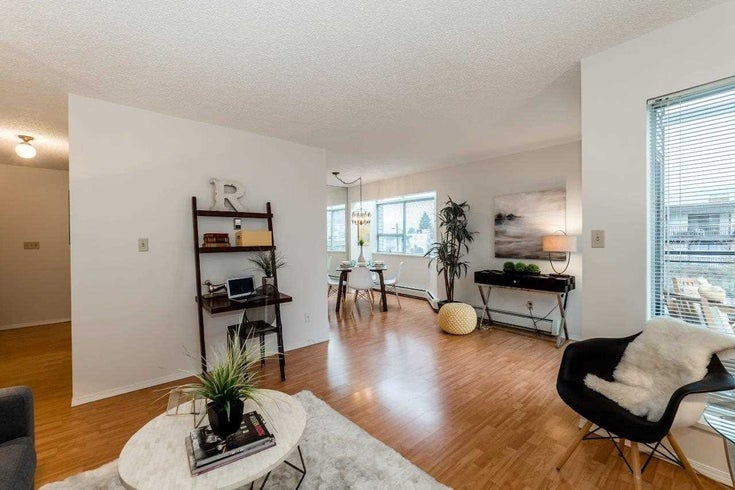 307 1550 CHESTERFIELD AVENUE - Central Lonsdale Apartment/Condo for sale, 1 Bedroom (R2049287)