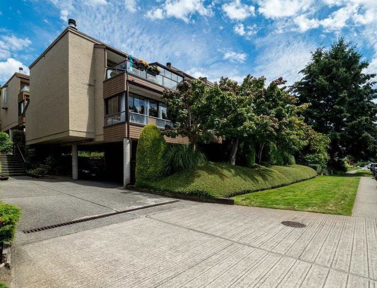 #23 220 E 4TH STREET - Lower Lonsdale Townhouse for sale, 1 Bedroom (R2086950)