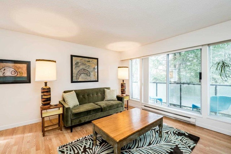 5 25 GARDEN DRIVE - Hastings Apartment/Condo for sale, 2 Bedrooms (R2149984)