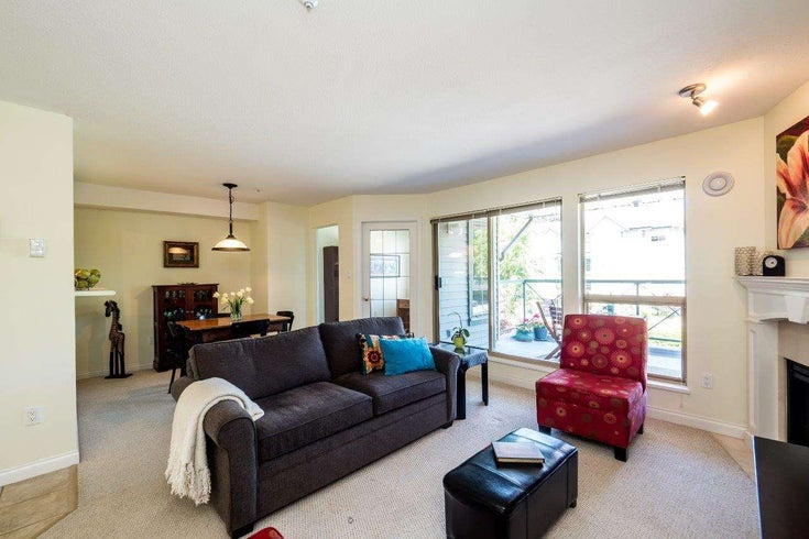 302 3658 BANFF COURT - Northlands Apartment/Condo for sale, 1 Bedroom (R2169359)