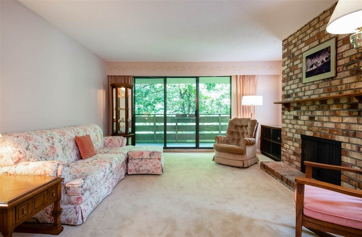 208 1385 DRAYCOTT ROAD - Lynn Valley Apartment/Condo for sale, 2 Bedrooms (R2276115)