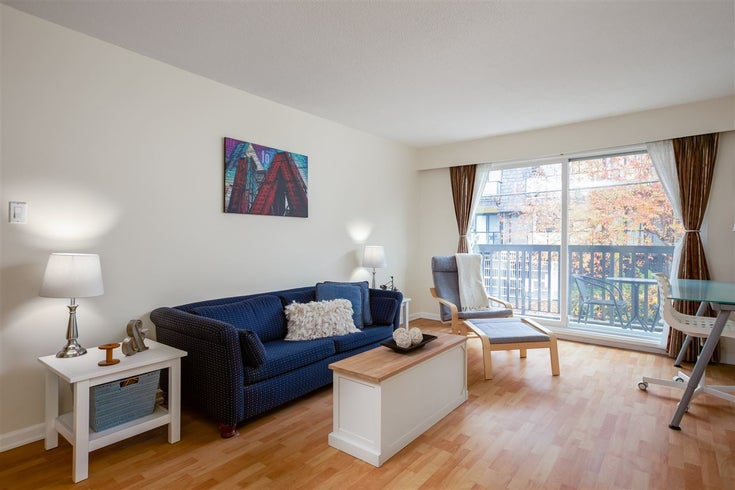 203 270 W 3RD STREET - Lower Lonsdale Apartment/Condo for sale, 1 Bedroom (R2420750)