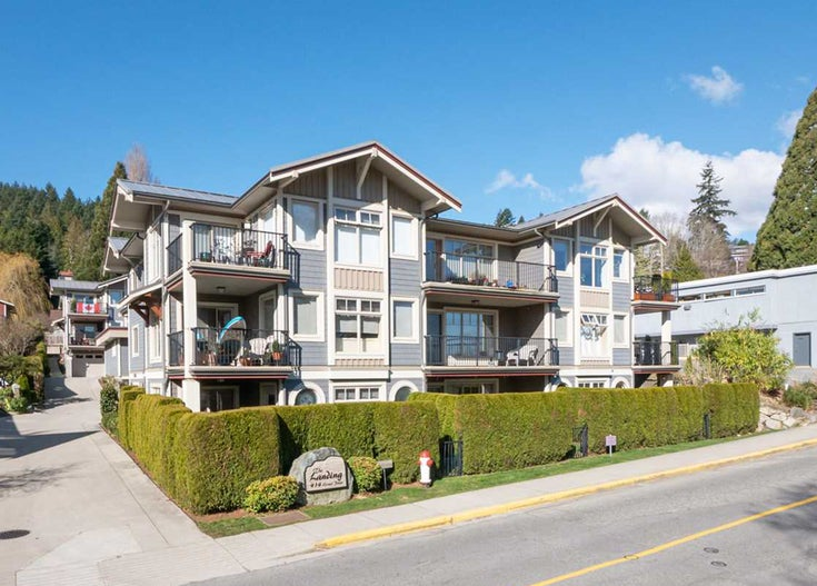 103-414 Gower Point Road - Gibsons & Area Apartment/Condo for sale, 2 Bedrooms (R2553406)