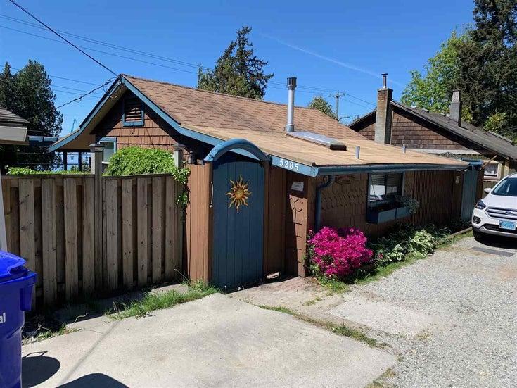 5285 Little Lane, Sechelt - Sechelt District House/Single Family for sale, 1 Bedroom (R2369760)