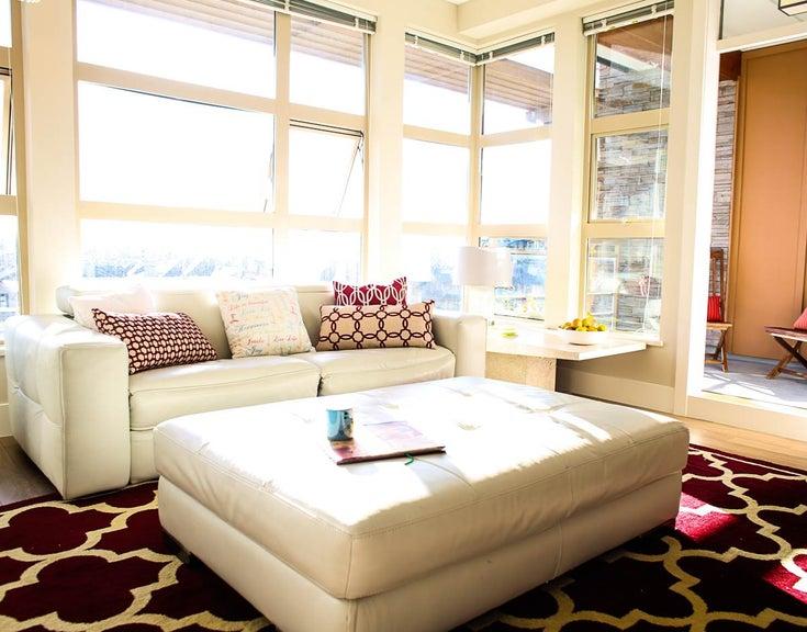 303 3606 ALDERCREST DRIVE - Roche Point Apartment/Condo for sale, 1 Bedroom (R2016171)