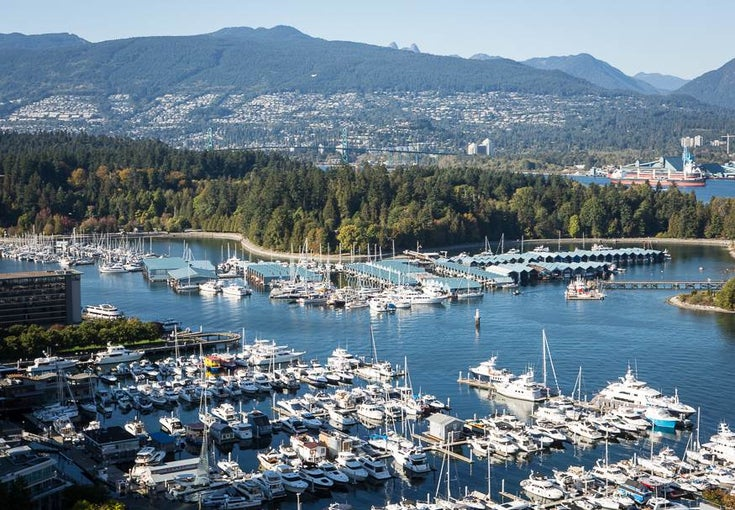 2702 1211 MELVILLE STREET - Coal Harbour Apartment/Condo for sale, 3 Bedrooms (R2211344)