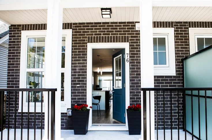 76 7169 208A STREET - Willoughby Heights Townhouse for sale, 3 Bedrooms (R2261627)