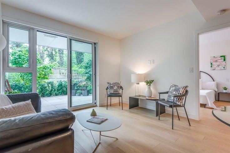 307 1561 W 57TH AVENUE - South Granville Apartment/Condo for sale, 1 Bedroom (R2507164)