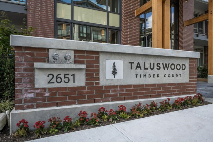 114 2651 LIBRARY LANE - Lynn Valley Apartment/Condo for sale, 1 Bedroom (R2622355)