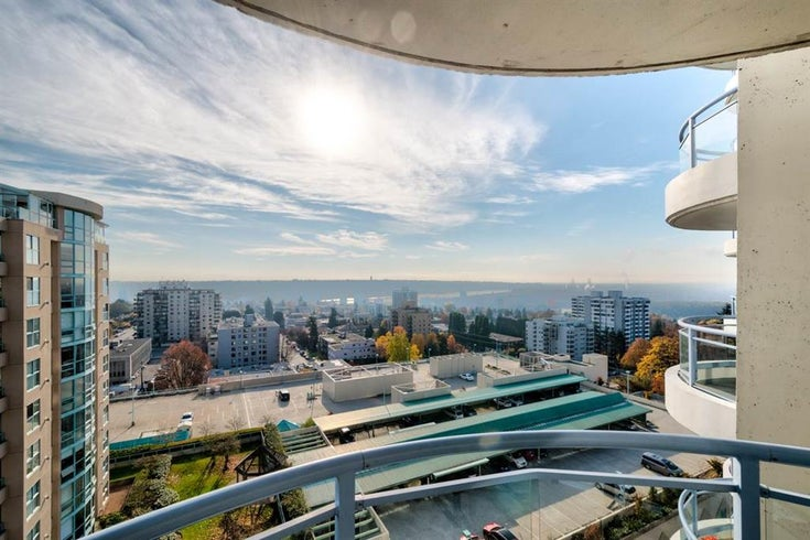 1603-739 Princess Street, New Westminster,  - Uptown NW Apartment/Condo for sale, 2 Bedrooms (R2235179)
