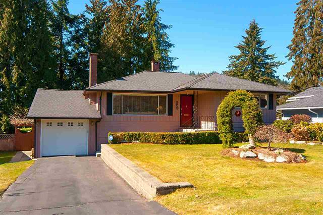 959 Caithness Crescent, Port Moody - Glenayre House/Single Family for sale, 4 Bedrooms (R2350648)