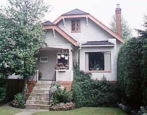 943 W 23RD Avenue, Vancouver, V5Z 2B2 - Cambie House/Single Family for sale, 5 Bedrooms (VV1048286)