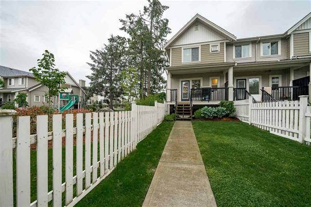 51 190907  64TH Avenue,  Clayton, Cloverdale - Clayton Townhouse for sale, 3 Bedrooms (R2373395)