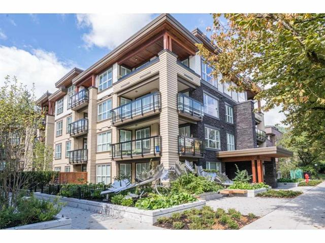 215- 3205 Mountain Highway - Lynn Valley Apartment/Condo for sale, 1 Bedroom (R2274394)