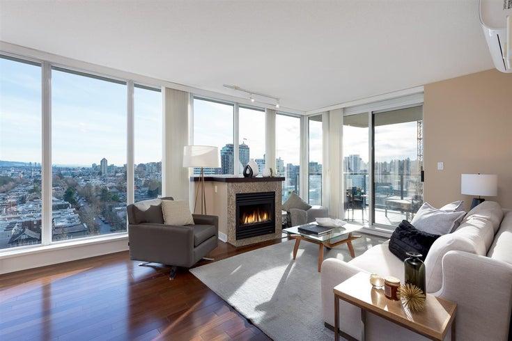 1302 1483 West 7th Avenue, Vancouver - Fairview VW Apartment/Condo for sale, 2 Bedrooms (R2529472)