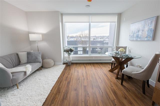 608 159 W 2nd Avenue, Vancouver, V5Y 0L8 - False Creek Apartment/Condo for sale, 1 Bedroom (RR2381333)