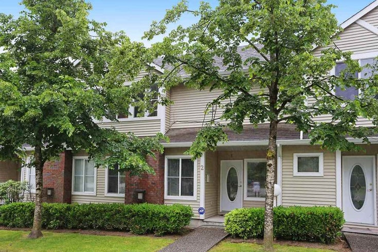 2 14788 105A AVENUE - Guildford Townhouse for sale, 3 Bedrooms (R2072827)