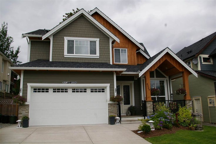 8529 KIMBALL STREET - Mission BC House/Single Family for sale, 6 Bedrooms (R2090805)