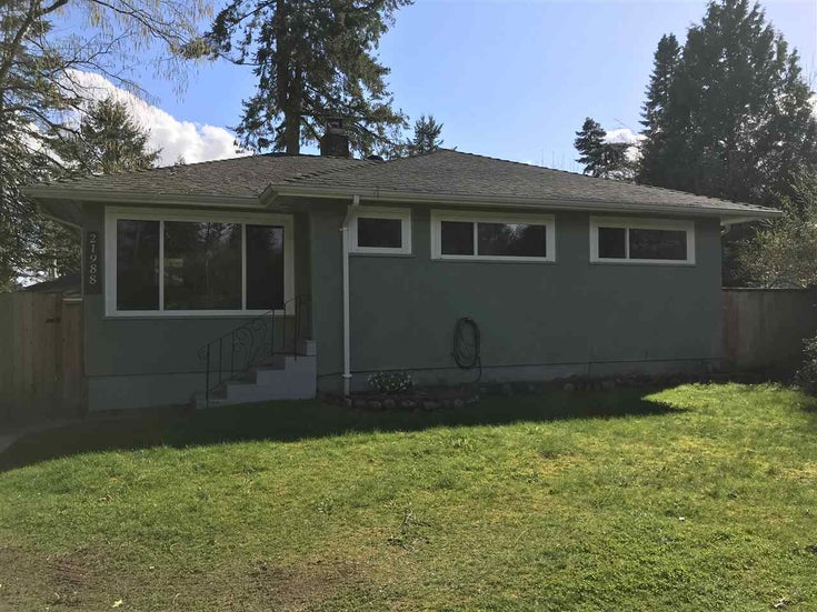 21988 LOUGHEED HIGHWAY - West Central House/Single Family for sale, 4 Bedrooms (R2256224)