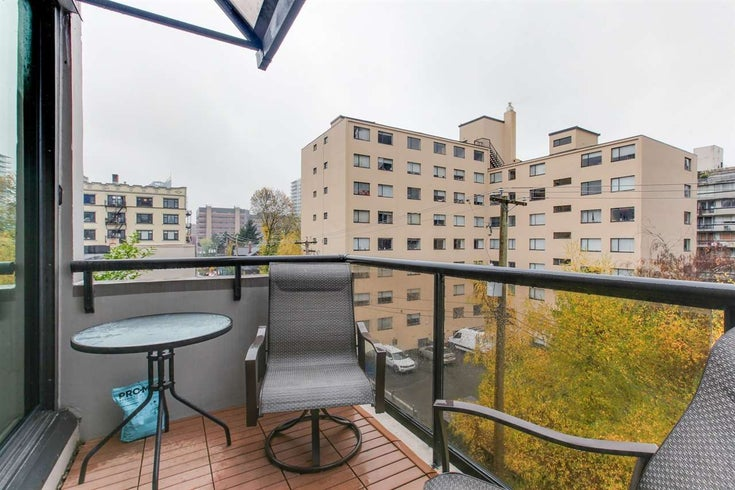 405 1230 COMOX STREET - West End VW Apartment/Condo for sale, 2 Bedrooms (R2322897)