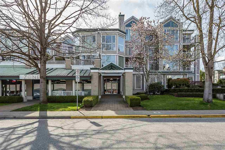306 12155 191B STREET - Central Meadows Apartment/Condo for sale, 1 Bedroom (R2356610)