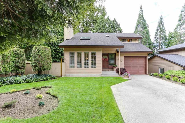 9998 RATHBURN DRIVE - Oakdale House/Single Family for sale, 4 Bedrooms (R2372971)