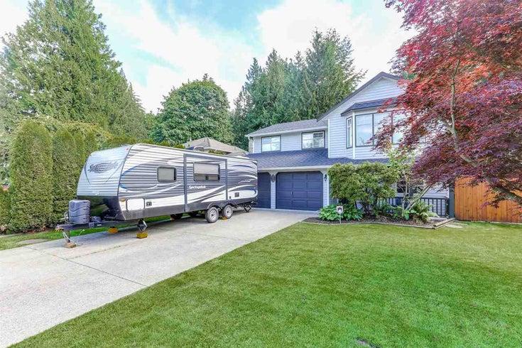 20616 94B AVENUE - Walnut Grove House/Single Family for sale, 5 Bedrooms (R2374143)