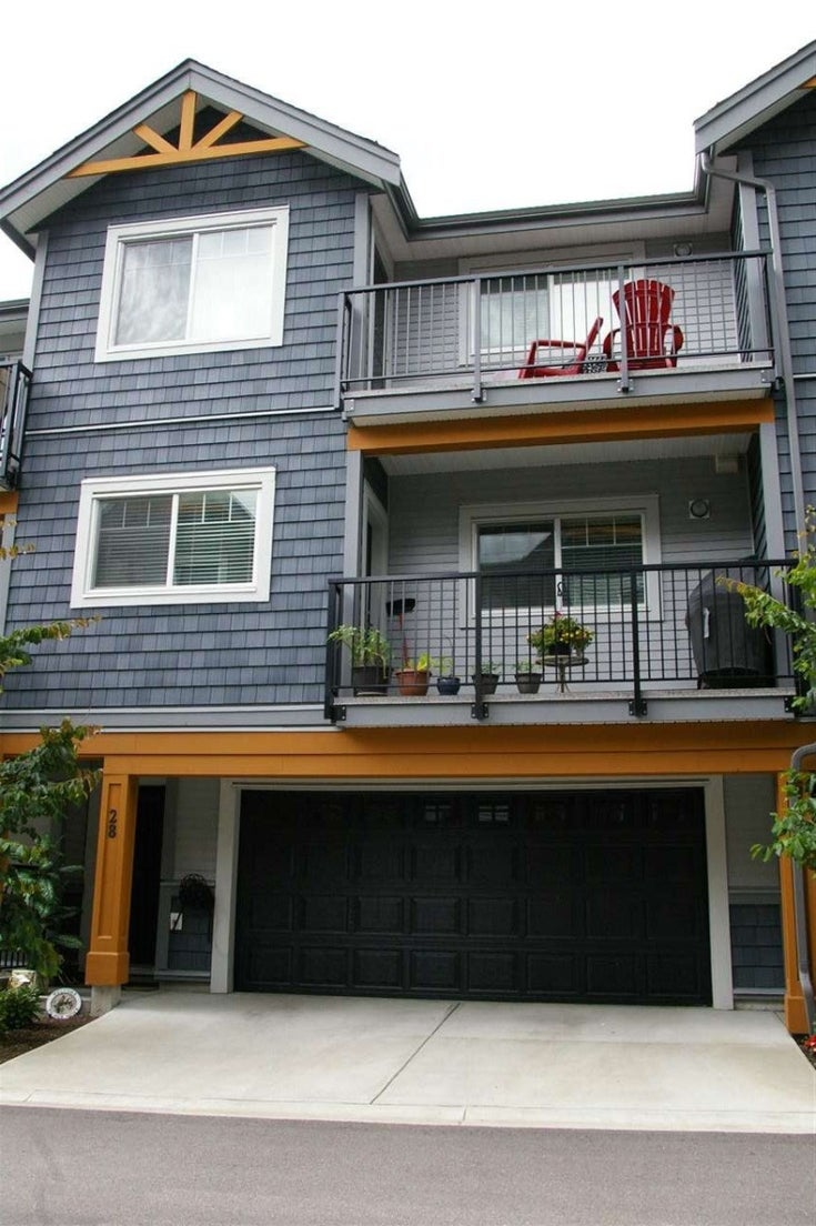 28 22810 113 AVENUE - East Central Townhouse for sale, 3 Bedrooms (R2419978)