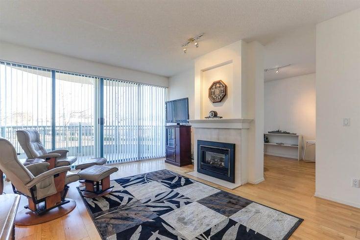 208 1705 MARTIN DRIVE - Sunnyside Park Surrey Apartment/Condo for sale, 1 Bedroom (R2422683)
