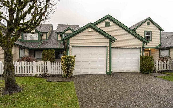 204 20675 118 AVENUE - Southwest Maple Ridge Townhouse for sale, 2 Bedrooms (R2523006)