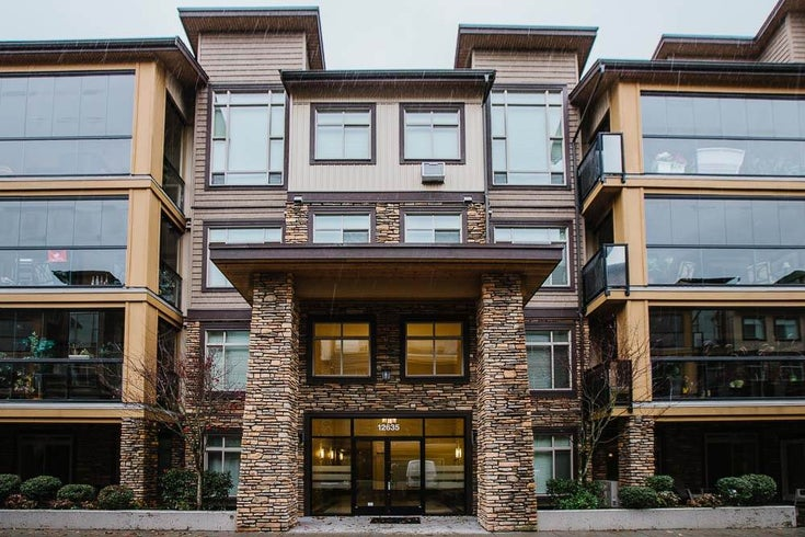 418 12635 190A STREET - Mid Meadows Apartment/Condo for sale, 2 Bedrooms (R2529418)
