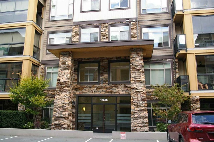 210 12655 190A STREET - Mid Meadows Apartment/Condo for sale, 2 Bedrooms (R2568382)