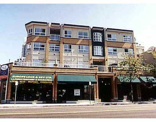 # 407 108 W ESPLANADE AV - Lower Lonsdale Apartment/Condo for sale, 2 Bedrooms (V311808) #1