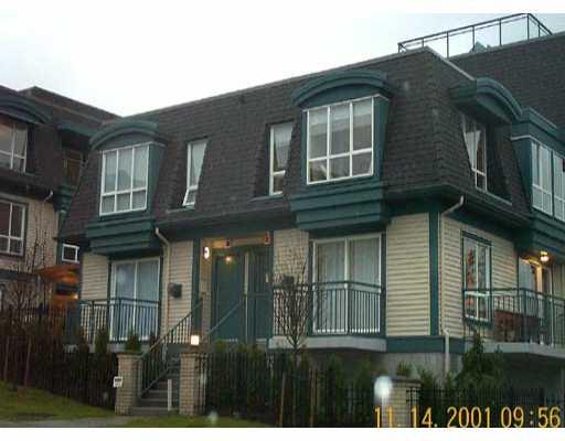 # 11 288 ST DAVIDS AV - Lower Lonsdale Townhouse for sale, 2 Bedrooms (V372588) #1
