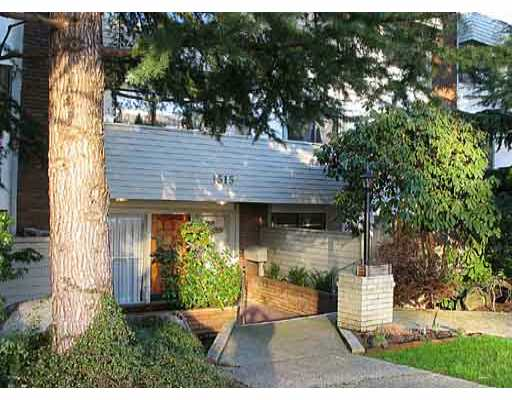 # 207 1515 CHESTERFIELD AV - Central Lonsdale Apartment/Condo for sale, 1 Bedroom (V381065) #1
