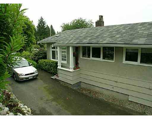 2871 LYNDENE RD - Capilano NV House/Single Family for sale, 4 Bedrooms (V403431) #1