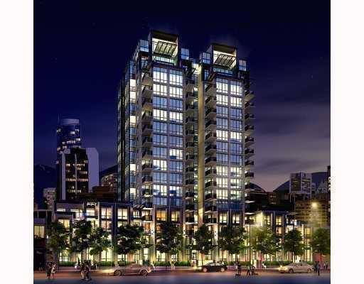 # 1201 1055 RICHARDS ST - Downtown VW Apartment/Condo for sale, 1 Bedroom (V779676) #1