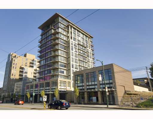 # 1105 1068 W BROADWAY BB - Fairview VW Apartment/Condo for sale, 1 Bedroom (V803372) #8