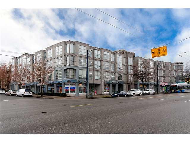 # 303 418 E BROADWAY BB - Mount Pleasant VE Apartment/Condo for sale, 2 Bedrooms (V877037) #1
