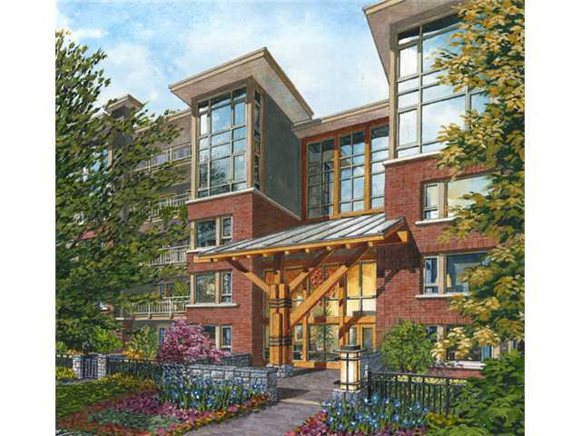 # 327 119 W 22ND ST - Central Lonsdale Apartment/Condo for sale, 1 Bedroom (V918273) #1