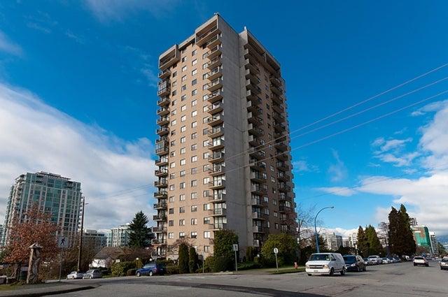 # 901 145 ST GEORGES AV - Lower Lonsdale Apartment/Condo for sale, 1 Bedroom (V933755) #2