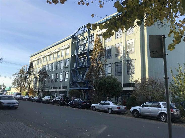 220 237 E 4TH AVENUE - Mount Pleasant VE Apartment/Condo for sale(R2220308)